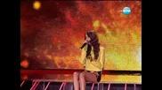X Factor Ана - Mария Янакиева - елиминации - 22.11.2013 г