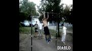 Bulgarian Street Fitness