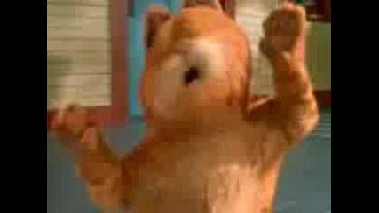 Garfield Feels Good