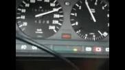 Bmw E30 325i 0 - 240km/h Uskorenie