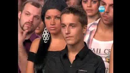 14 годишния Богомил продължава в X - Factor 19.09.2011