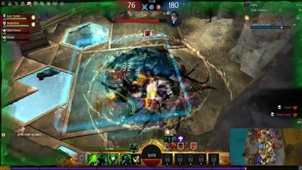 Guild Wars 2 Necromancer vs Ranger pvp 1v1