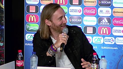 France: DJ David Guetta talks up his song for Euro 2016