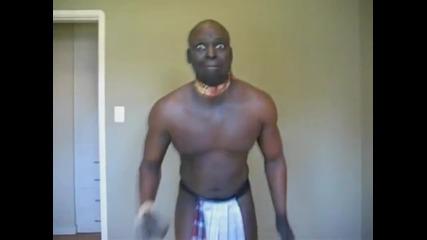 Black Niggah Powah!!