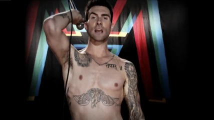 Maroon 5 ft. Christina Aguilera - Moves Like Jagger H D