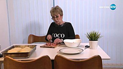 """Наслада за небцето с Ева Найденова в """"Черешката на тортата"""" (12.06.2018) - част 2"""
