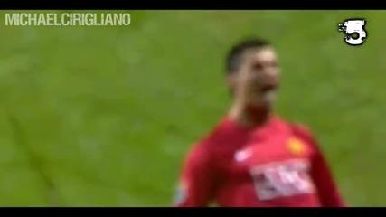 Top 10-голове На Cristiano Ronaldo
