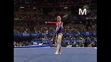 Named Skills - gymnastics