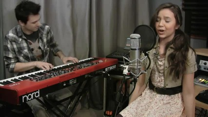 Това момиче пее фантастично!! Maddi Jane - Just The Way You Are by Bruno Mars