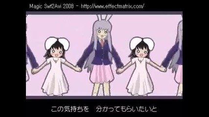 Touhou - Happy rabbit