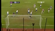 Уест Хем 0:1 Манчестър Юнайтед - Райън Гигс