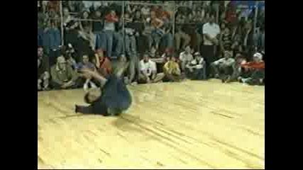 Red Bull Lords - Брейк Танци