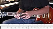 How To Play Arpeggios with Two Hand Tapping and Changing Chords - Youtube