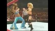 Mickie James Vs Beth Phoenix - Raw