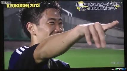 луд футболен мач 2 vs 55