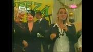 Vesna Zmijanac - Da budemo nocas zajedno - Docek Nove Godine sa Leom Kis - (TV Pink)