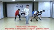 Bts - Dope Mirrored Dance Practice