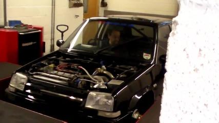Renault 5 Gt Turbo 2.0 16v 749 hp