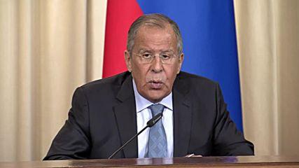 Russia: Lavrov slams 'secret UN directive' on Syria