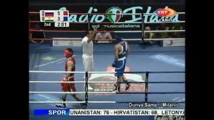 Artur Beterbiev Rus vs Dinesh Kumar Ind 81kg