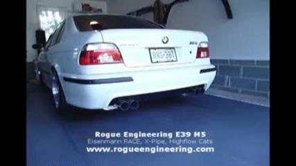 Bmw M5 E39 Exhaust
