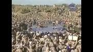 Много яко, Steve Austin прави зашеметител на Cena