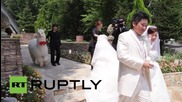 Japan: Marry at this hotel and an ALPACA could be your ring-bearer