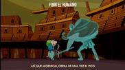 Finn el Humano vs Mordecai. Épicas Batallas de Rap del Frikismo.
