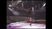 michael jackson heal the world live