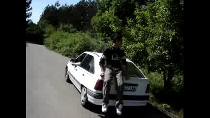 Да Се Возиш На Капака