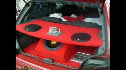 Car Audio Tuning