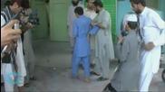 Rocket Strikes Afghan School, Three Die