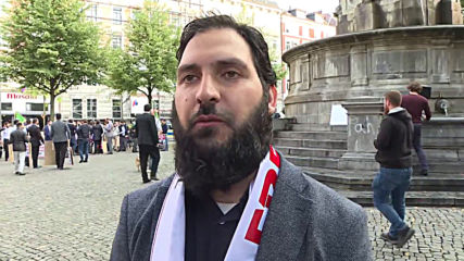Turkey: Islamist group marches in Hamburg for release of their leader