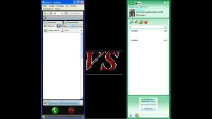 Skype Vs Icq