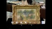 Рядка картина на Реноар, открита случайно, отива на търг