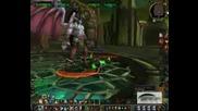 World of Warcraft Вижте как се убива Illidan В Fun server от Един Човек