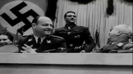 По- голям от живота: Личният диверсант на Хитлер е работил за МОСАД?