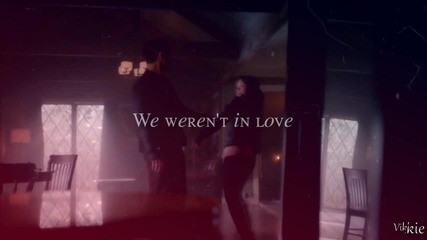 Enzo & Bonnie | We weren't in love