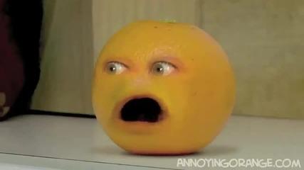 Annoying Orange - No More Mr. Knife Guy (song Parody)