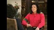 Майкъл Джексън интервю пред Опра Уинфри [1993] Част 1