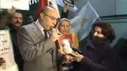 Ataturk Dusmani Said - i Kurdi filmi protesto edildi