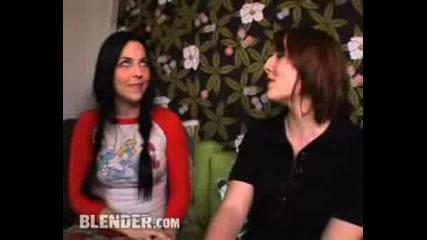 Amy Lee Интервю От 2008