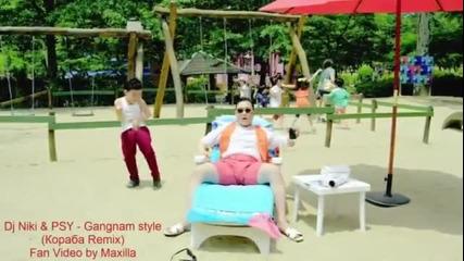 Dj Niki & Psy - Gangnam style ( remix )
