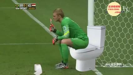 Страхотни фотошоп умения ! ~ Fifa World Cup 2014