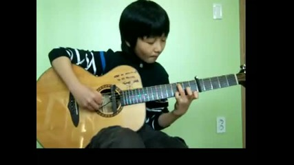 (beatles) All You Need is Love - Sungha Jung