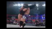TNA Abyss Vs Aj Styles Vs Raven Vs Ron Killing