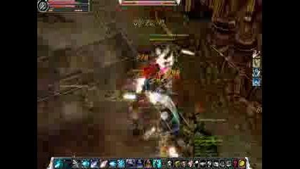 Cabal Force Blader Level 102