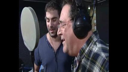 За един и същи човек говорим - Василис Карас и Пантелис Пантелидис (официално видео) (превод)