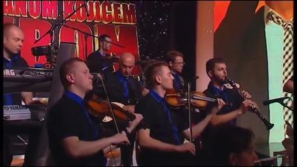 Dragan Kojic Keba - Plavo oko plakalo je (LIVE) - Vece Sa - (TV Grand 26.06.2014.)