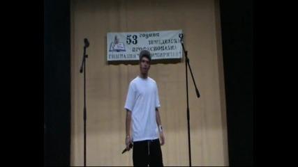 Cobrizzle - Културен Дом ( Сандански ) 1 - и Концерт 1 - а песен
